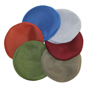 Round Stool Cover Home Seat Covers Slip On Protector Roind Bar Stool Slipcover