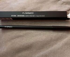 mac eyeliner pencil Color black