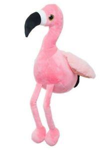 Peluche Fenicottero H 20 cm Soft Toy Flamingo Flamant