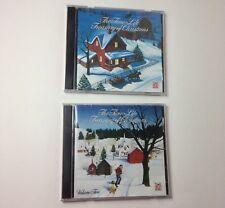 The Time Life Treasury of Christmas 1987 Volume 1 & 2 Original Recording 2 Disc