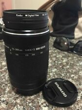 Olympus M.Zuiko 75-300mm f/4.8-6.7 ED II Lens for Micro Four Thirds