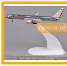 Airplane American Airlines Boeing 757-200 Retro Livery 1:500 Vintage StarJets