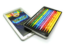 KOH-I-NOOR (8772) Set of 12 Woodless Coloured Magic Progresso Pencils