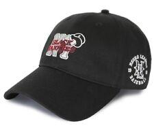 size 40 52f9e b3159 NY Black Yankees Adjustable Ball Cap Black