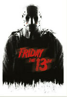 FREITAG DER 13. FRIDAY THE 13th KUNSTDRUCK ART PRINT JASON VOORHEES POSTER 40x30