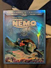 Disney Pixar Finding Nemo Blu Ray With Slipcover
