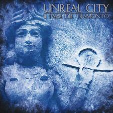 UNREAL CITY Il paese del tramonto CD  italian prog