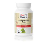 Ginkgo Biloba 6000mg Kapseln VEGAN |120k Unbedenklich Gingko Biloba Extrakt