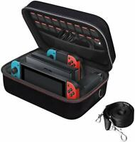 Protective Box for Nintendo Switch Travel Bag Hard Carrying Case Storage Shell