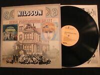 Nilsson - Aerial Pandemonium Ballet - 1971 Vinyl 12'' Lp./ VG+/ 70's Rock AOR