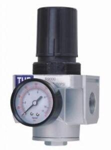 """Air Pressure Regulator for compressed air 3/4"""" w/ gauge High Pressure 300PSI Max"""