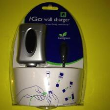 iGo UK Mains/Wall/House Charger with Charging Lead/Cable for iGo A-Series Tips