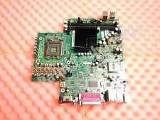Dell optiplex 745 usff carte mère mm621 0mm621 carte système