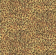 Animalprint Leopard Baumwollstoffe Patchwork Stoffe Patchworkstoffe Animal Print