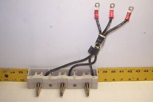 GE STAB SUPPORT BASE AND WIRES FOR 8000 SERIES MOTOR CONTROL BUCKETS  601C476P3