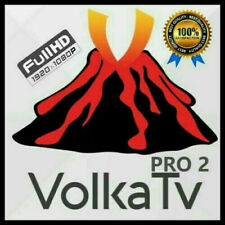 VOLKA PRO 2 12 MOIS Origine (smart Tv, Box Android, M3U ) Envoi Tres Rapide