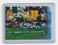 PACKERS Bill Schroeder signed card 2000 Upper Deck #83 AUTO Autographed Green Ba