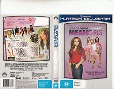 Mean Girls-2004-Lindsay Lohan-Movie-DVD