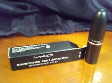 "MAC Rihanna 2013 Collection LE ""RiRi Boy""  Retro Matte Lipstick BNIB"