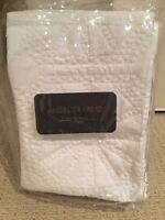 Adairs MERCER+REID MEADOW WHITE 1x Standard Pillow Case NEW