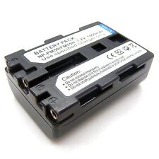 7.2v Battery For NP-FM50 SONY DSC-R1 Cyber-shot Pro DSC-F707 DSC-F717 DSC-F828