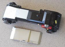 RARE NASA Nikon F3 Big Camera Removable 250 exp Magazine Back with Dark Slide