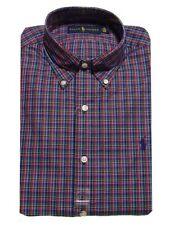 Ralph Lauren Langarm Herren-Freizeithemden & -Shirts mit Button-Down-Kragen