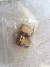 PRICE PFISTER # 970-0640 , BRASS FAUCET SUPPLY ADAPTER W CLIP