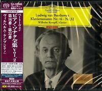 WILHELM KEMPFF-BEETHOVEN: PIANO SONATAS VOL.2-JAPAN 3 SHM-SACD Ltd/Ed Y20