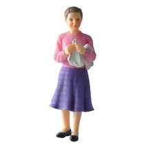 Poly resin Dolls house figure Irene
