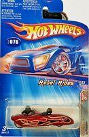2005 Hot Wheels Outsider Rebel Rides 1/5 #076