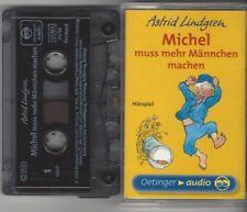 WEIHNACHTEN MC - MICHEAL MUSS MEHR MÄNNCHEN MACHEN - OETINGER audio Hörspiel