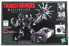 �–�Christmas 100%25 Takara Transformers Masterpiece MPM-5 Barricade Police Car
