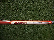 Matrix Radix HD 7 brûleurs TP Stiff Graphite Driver Shaft