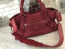 100% Authentic Balenciaga 21 Mm Covered Giant HW City Bag