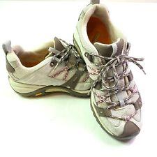 Merrell Siren Sport Vibram Hiking Shoes Womens Size 7.5 Elephant Pink J13888