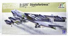 Italeri 1/72 Scale B-52g Stratofortress Plastic Model Kit 1378
