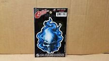 Planet Waves Guitar Tattoos Blue Flame Skill Decal sticker