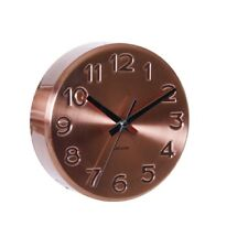 Karlsson Wall clock, Copper Face.Home. Gift. Battery operated. Time