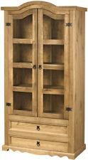 More than 200cm Height Pine Traditional Cabinets & Cupboards