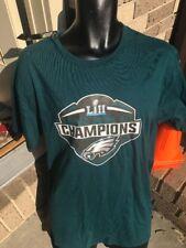 NEW Philadelphia Eagles Super Bowl 52 Champions Locker Room Shirt Adult Large