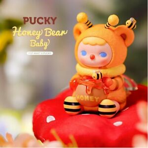 [Pre-Order] [Limited Edition] Pop Mart Pucky Honey Bear Baby