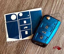 Azul Metálico Decal Sticker VW Volkswagen Golf 7 MK7 GTI SEAT SKODA SUPERB