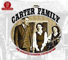 The Carter Family - The Absolutely Essential 3 CD Collection (NEW 3CD)