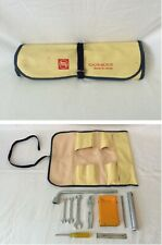 Vintage Toyota Motor Tool Roll Kit with Tools Celica Corolla 60s 70s Collectable