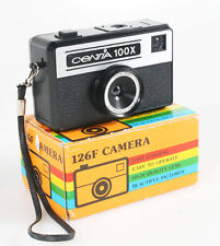 LOMO LOMOGRAPHY 126F CAMERA IN BOX