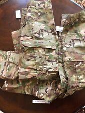 New listing 2x Nwt Army Advanced Combat Pants W/ Crye Knee Pad Slots Medium-Reg Multicam.
