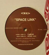 SPACELINK - TIMEZONE / OFFSET JAZZ - REINFORCED - RIVET1283