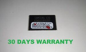 Samsung K9GAG08U0E NAND chip IC - UE40D5500 UE46D5500 PROGRAMMED - USED
