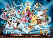 Ravensburger - 1500 PIECE JIGSAW PUZZLE -Disney Magical Storybook